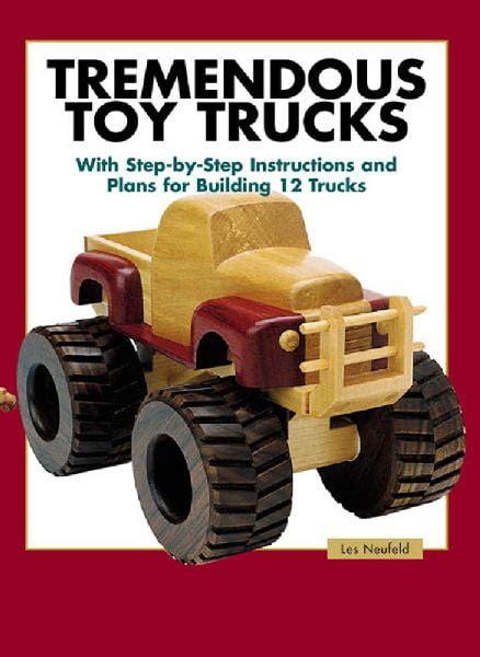 Tremendous Toy Trucks