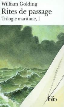 Trilogie Maritime Tome 1 Rites De Passage