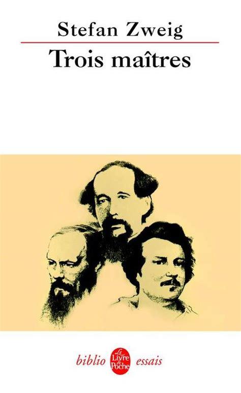 Trois Maitres