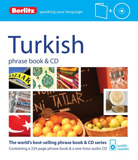 Turkish Phrase Book Berlitz Phrasebooks