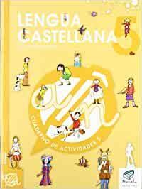 Txanela 5 Lengua Castellana 5 Cuaderno De Actividades 5 9788497834759