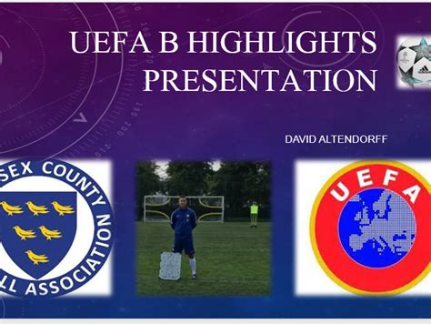 Uefa B License Coaching Manual