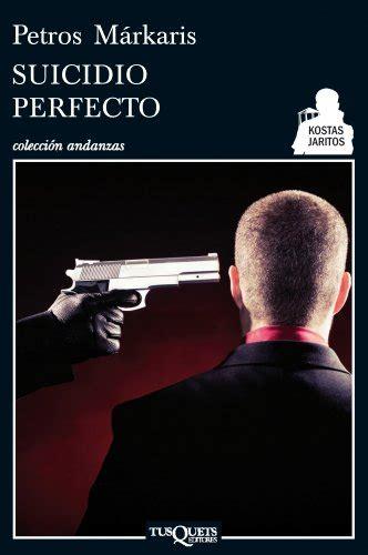Uicidio Perfecto Detective Kostas Jaritos