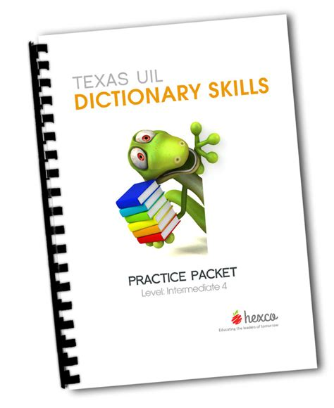 Uil Dictionary Skills Study Guide