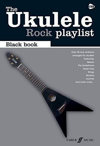 Ukulele Playliste The Black Chord Songbook Special Rock