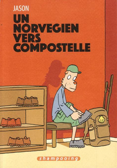 Un Norvegien Vers Compostelle