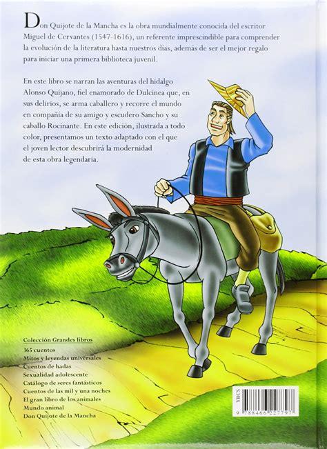 Un Quijote De Cuento