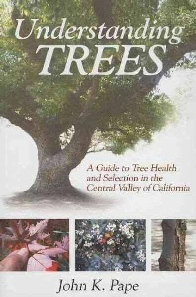 Understanding Trees A Guide To Tree Health And Selection In The Central Valley Of California