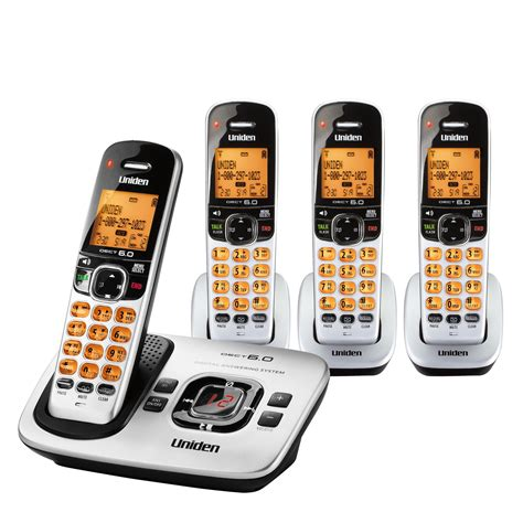 Uniden Dect 60 Digital Answering System Owner39s Manual