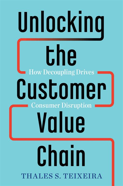 Unlocking The Customer Value Chain How Decoupling Drives Consumer Disruption