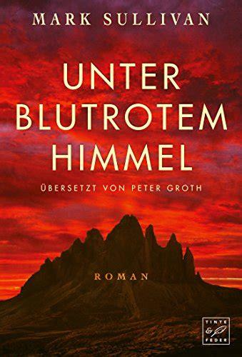 Unter Blutrotem Himmel German Edition