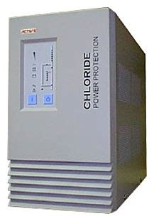 Ups Chloride Power Protect Active 700 Manual