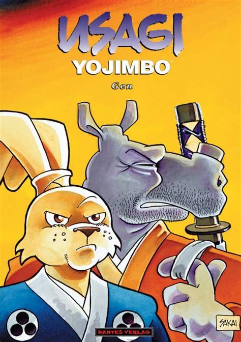 Usagi Yojimbo 7 Samurai