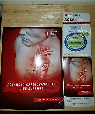 Used Acls Provider Manual 2016