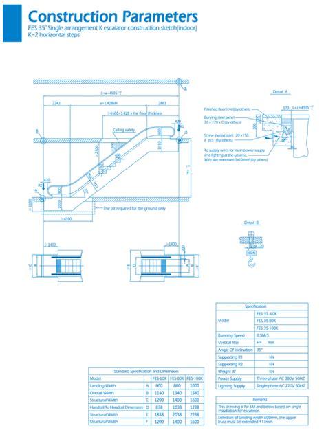 User Manual For Escalators Fuji