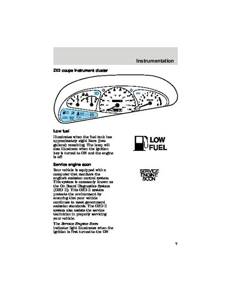 User Manual On 2008 Ford Escort