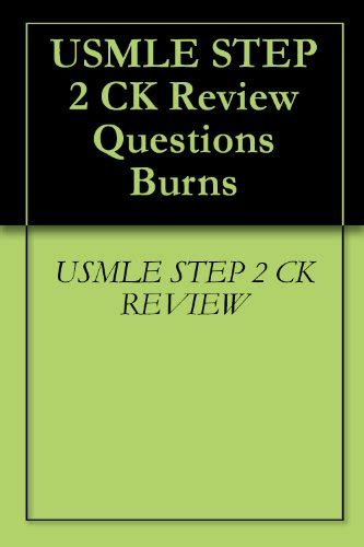 Usmle Step 2 Ck Review Questions English Edition