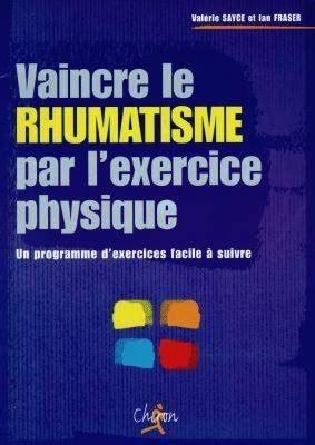 Vaincre Le Rhumatisme Par Lexercice Physique