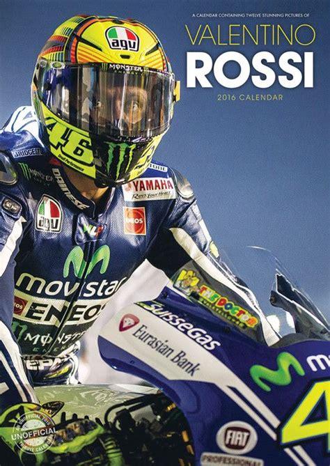 Valentino Rossi 2019 Calendar