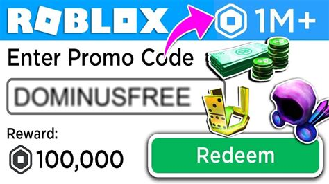 The Best Valid Robux Promo Codes