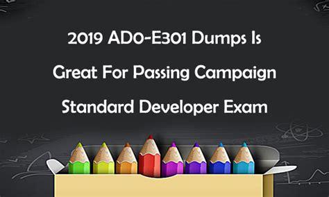 Valid AD0-E402 Dumps