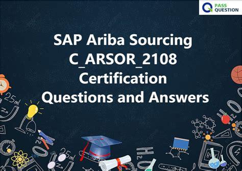 Valid C_ARSOR_2108 Cram Materials