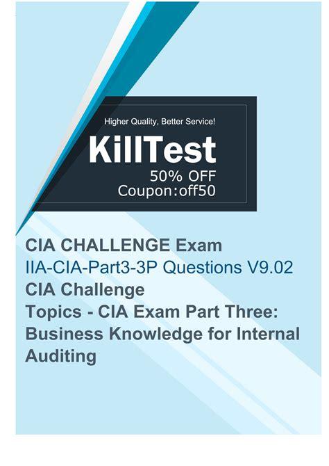 Valid IIA-CFSA-BANK Test Question