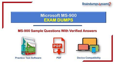 Valid MS-900 Exam Duration