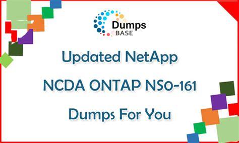 Valid NS0-161 Exam Tips