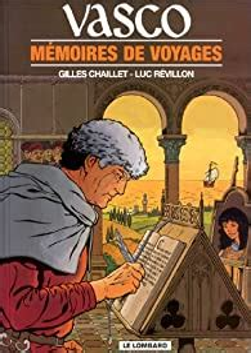 Vasco Tome 16 Memoires De Voyages