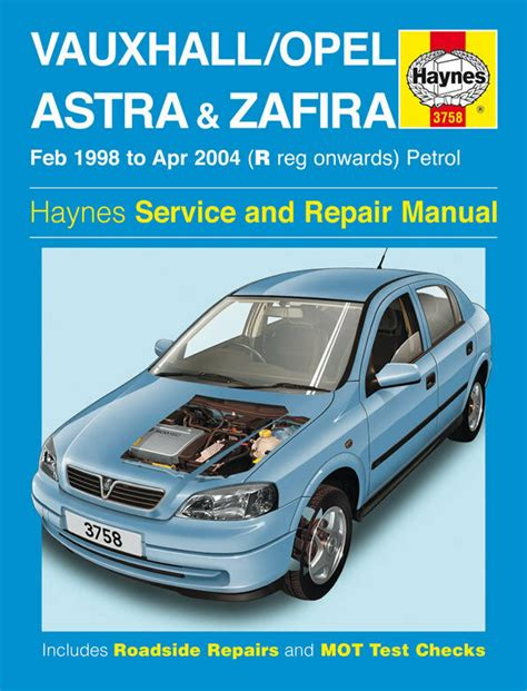Vauxhall Astra Manual Online