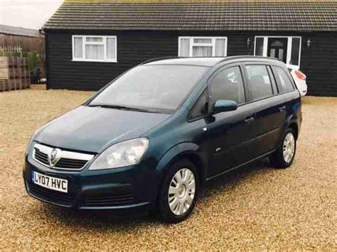 Vauxhall Zafira 2007 Manual