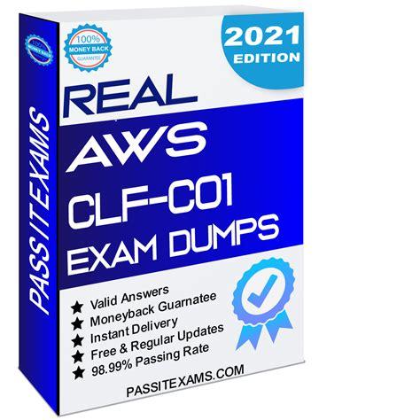Vce CLF-C01 Exam