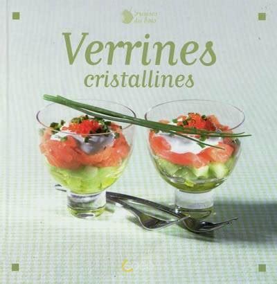 Verrines Cristallines