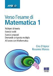 Verso Lesame Di Matematica 1 Con Espansione Online