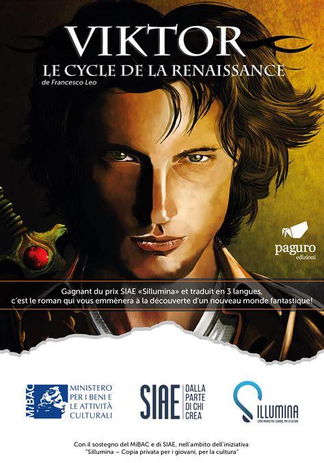 Viktor Le Cycle De La Renaissance T 1 French Edition