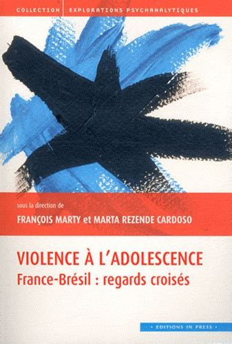 Violence A L Adolescence France Bresil Regards Croises