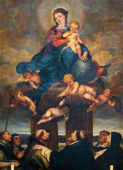 Virgen Del Rosario De Alonso Cano