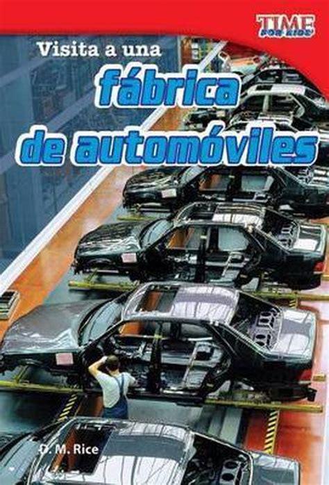 Visita A Una Fabrica De Automobiles Early Fluent