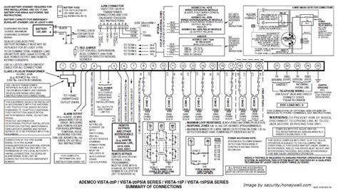 Vista 20p Wiring Diagram