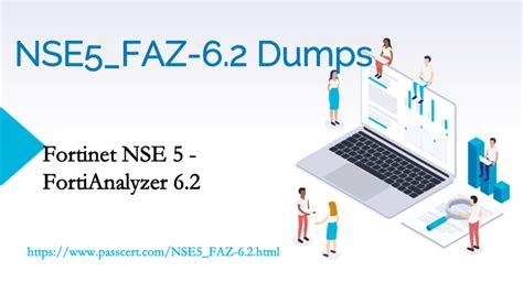 Visual NSE5_FAZ-6.2 Cert Test