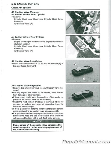 Vn 1700 Service Manual