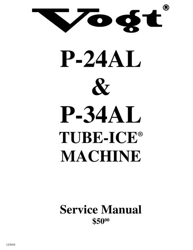 Vogt Service Manual