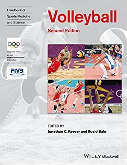 Volleyball Handbook Of Sports Medicien And Science Olympic Handbook Of Sports Medicine