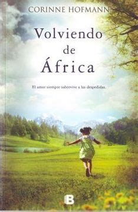Volviendo De Africa Grandes Novelas
