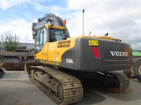 Volvo Ec290c Ld Ec290cld Excavator Service Repair Manual