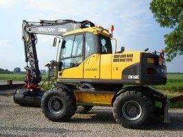 Volvo Ew160c Wheeled Excavator Service Manual
