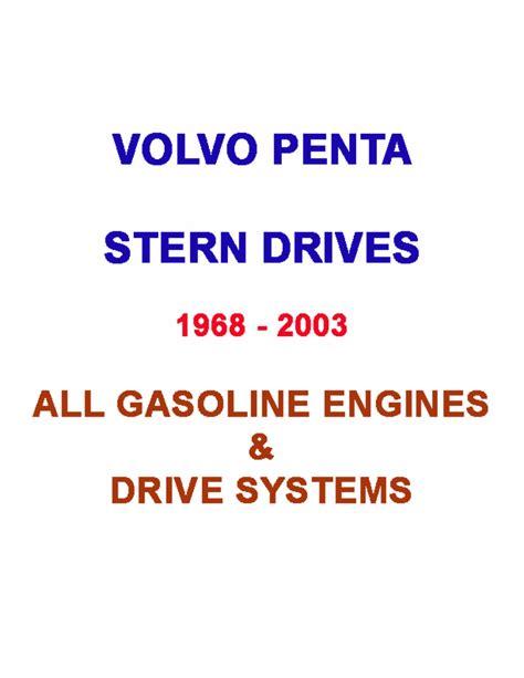Volvo Penta Aq120b Service Manual