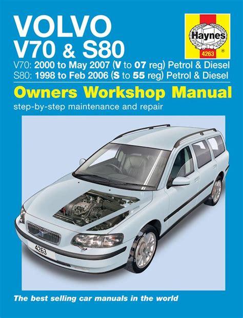 Volvo V50 D5 Service Manual