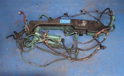 Volvo Ved12 Injector Wiring Harness